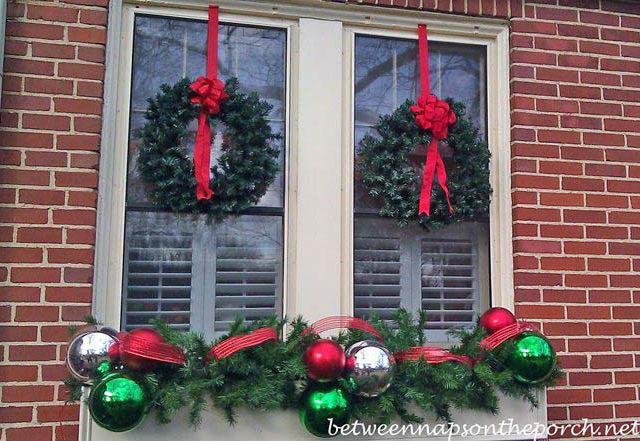 Saiba como decorar suas janelas para o final de ano